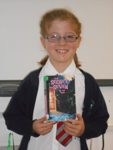 This week's very enthusiastic book review!