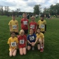 2015 Cross Country teams, before they raced in the 4 x 1200m Relay at Priory Park, St Neots.   The girls came 16th out of 101 teams and the boys 35th out of 128 teams. A great afternoon and a brilliant effort from all the children, Well Done!